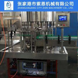 【冰瓶压盖灌装机】瓶装饮料设备 饮料灌装生产线