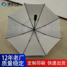 高尔夫伞 双层高尔夫伞 纤维骨男士商务伞 强防风伞骨直杆伞