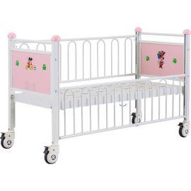 双摇儿童医疗护理病床-手动病床