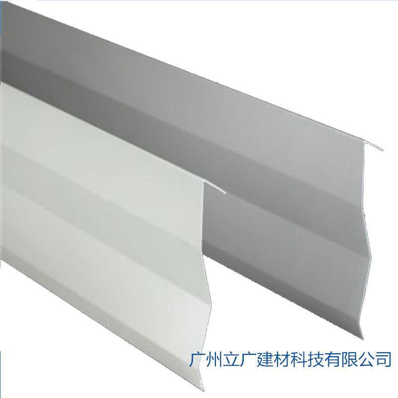 厂家直销条形扣板铝条扣免费拿样铝合金条形铝条扣