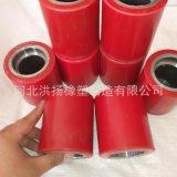 高耐磨聚氨酯包膠輪 聚氨酯包膠輪高強度PU包膠輪