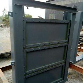 泵站钢制闸门 耐水压钢制闸门 厂家直销