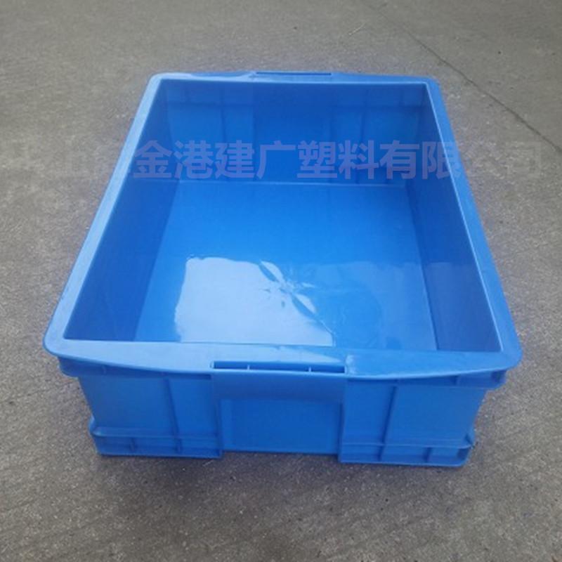 供應 465*350*160 塑料週轉箱物流筐 電子 服裝 倉儲箱工具箱