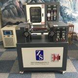 东莞卓胜(厂家)ZS--401CE 电加热4寸6寸双辊筒混合机 实验型 混炼机 双辊配色制样机