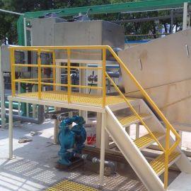 富日FR302叠螺式污泥脱水机高效耐磨出口20多个 质优价廉 百年品牌