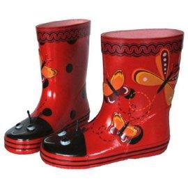 儿童雨鞋(WB07-RB008)