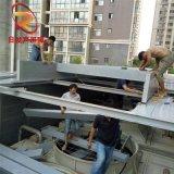 广州东莞深圳佛山工厂冷却塔设备隔音声屏障安装