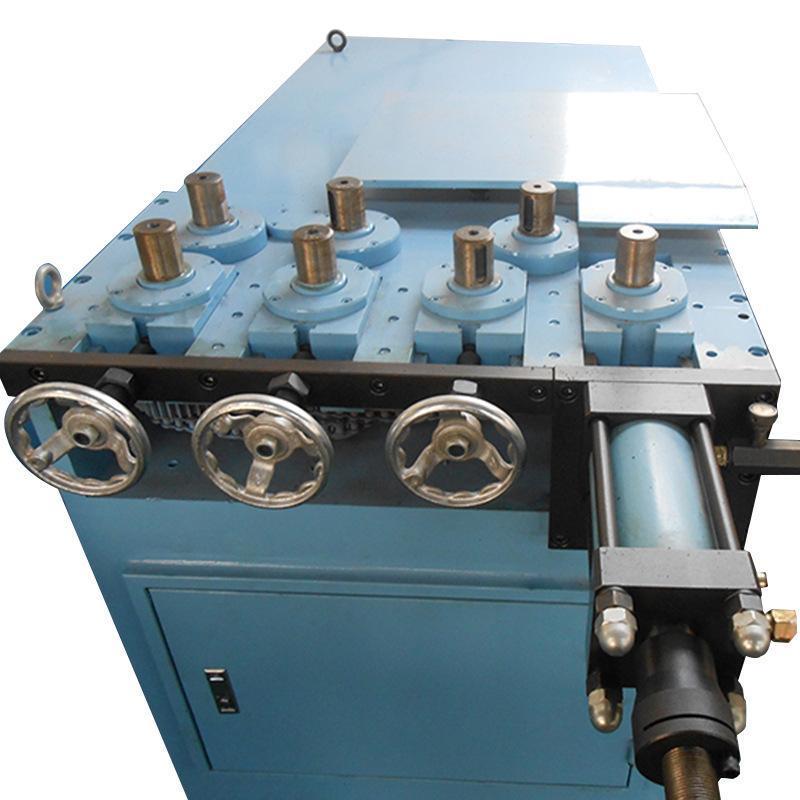 GY-40滚圆机 卷弯机 不锈钢金属成型设备