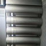 铝圆通广州厂家直供木纹圆管铝方通吊顶
