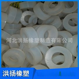 耐高温硅胶垫圈 硅胶胶垫 半透明硅胶垫片
