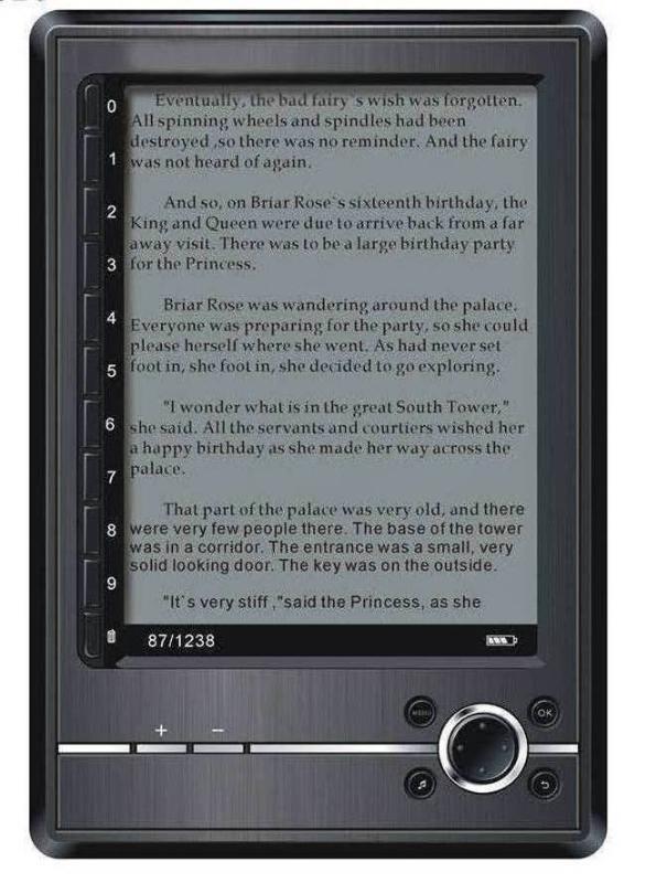 電子閱讀器(HY602)