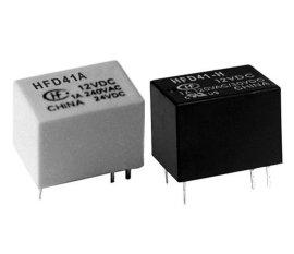 宏发继电器HFD41和HFD41A