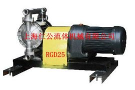 不锈钢电动隔膜泵RGD25