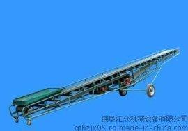 选煤厂用皮带输送机  平型式皮带输送捡料机