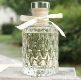 SL-05# 圆形香薰瓶 100ML香薰瓶 玻璃香薰瓶 玻璃瓶