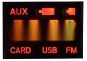 厂家订制LED数码管 3223插卡音箱数码管 影音数码屏