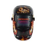 透气全脸防护电焊面罩
