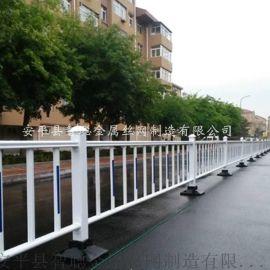 锌钢市政护栏 市政道路护栏 pvc市政护栏