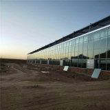 福建省玻璃温室大棚 玻璃温室造价