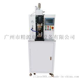 能源车线束压方焊接机 铜线和元器件自动化压方焊接