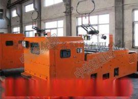 10吨架线式电机车厂家直供