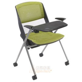 进口折叠培训椅,带写字板培训椅,  培训椅,培训室椅子