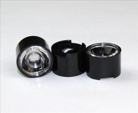 18.8系列红外灯杯 LED红外透镜阵列透镜 45度平面和砂面