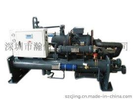 高品质60HP低温螺杆式冷水机与特点