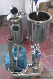 碳纳米管研磨分散机,高剪切研磨分散机,高剪切乳化分散机