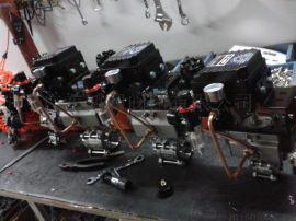 气动三片式内螺纹球阀广州电动调节阀厂家价格东莞气候动调节批发