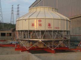 玻璃钢节能冷却塔15吨