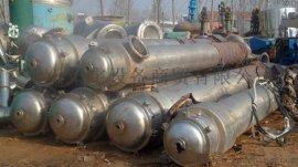 二手钛材质冷凝器换热器