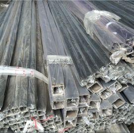 防城港现货不锈钢管 不锈钢方管 不锈钢椭圆管