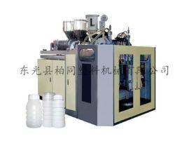 多层复合多模头中空吹塑机可生产机油桶