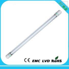 锋嘉灯饰厂直销产品1.2m 20w 单端双端通电 t8管中管节能荧光灯管
