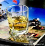 四方玻璃杯 ,威士忌酒杯, 库存玻璃杯