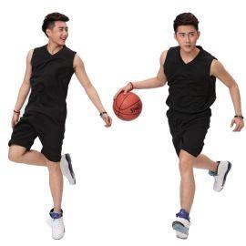 篮球服定制定做, 空白篮球服印字印号, 外贸篮球服