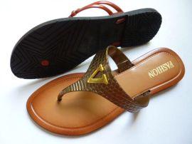 pvc女塑料拖鞋288-2