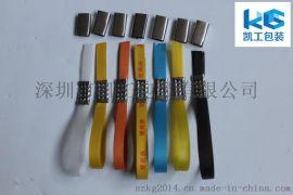 黄色PP带专用打包扣 镀锌铁皮包装扣厂家2016年报价