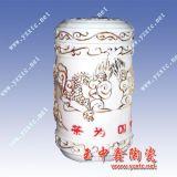 陶瓷药罐定做 批发陶瓷枣罐 陶瓷药罐价格
