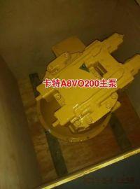 山东地区旋挖钻机力士乐A8VO120 A8VO200液压柱塞泵价格