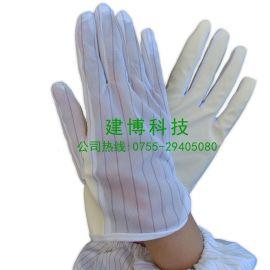 促销PU防静电手套,尼龙防静电手套,PU涂层电子焊锡隔热防护手套