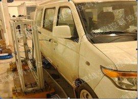 汽车测滑门耐久试验台(气缸或者电机驱动)