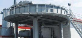 广西广东造纸污水处理设备,浅层气浮机设备,高密度沉淀气浮机