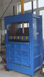 30吨液压打包机加长缸径自动翻包捆扎设备