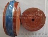 供應GWW工業設備化工矽橡膠電熱帶