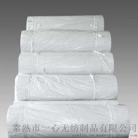 聚酯防裂布 江苏常熟厂家供应路面养护防渗漏无纺布