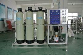 不锈钢0.5吨全自动双极RO反渗透纯水设备