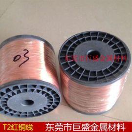 供应磷铜线 蘑菇电极用紫铜线 价格优惠