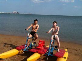 海德龙香蕉系列聚乙烯塑料水上自行车